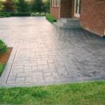 decorative Stamped & Decorative Concrete AA Ashlar Slate Patio 3 1 150x150