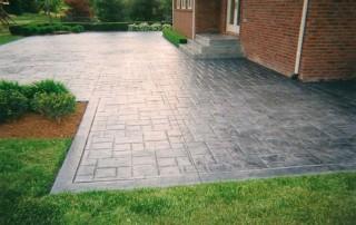 decorative Stamped & Decorative Concrete AA Ashlar Slate Patio 3 1 320x202