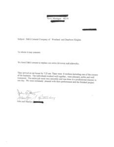 testimonials Testimonials D G Testimonials Page 3 232x300