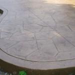 decorative Stamped & Decorative Concrete Large Random Stone 3 150x150