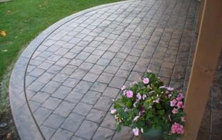 decorative Stamped & Decorative Concrete London Cobble 7 320x202