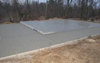 garage Garage Floors / Foundations Plymouth 4 320x202