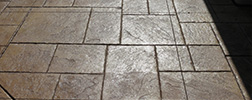 cement Services stamped concrete