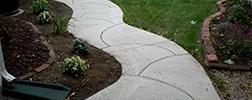 cement Services walkways
