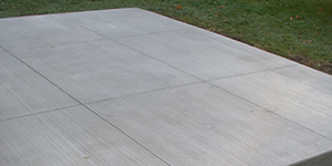 cement Home Patio Box