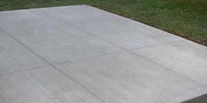 cement Home Patio Box