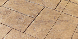 cement Home Stamped Concrete Box