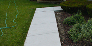 cement Home Walkways Box